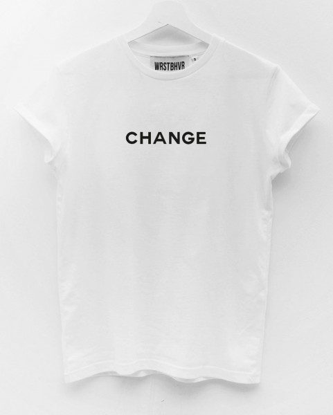 CHANGE SHIRT WHITE WOMEN