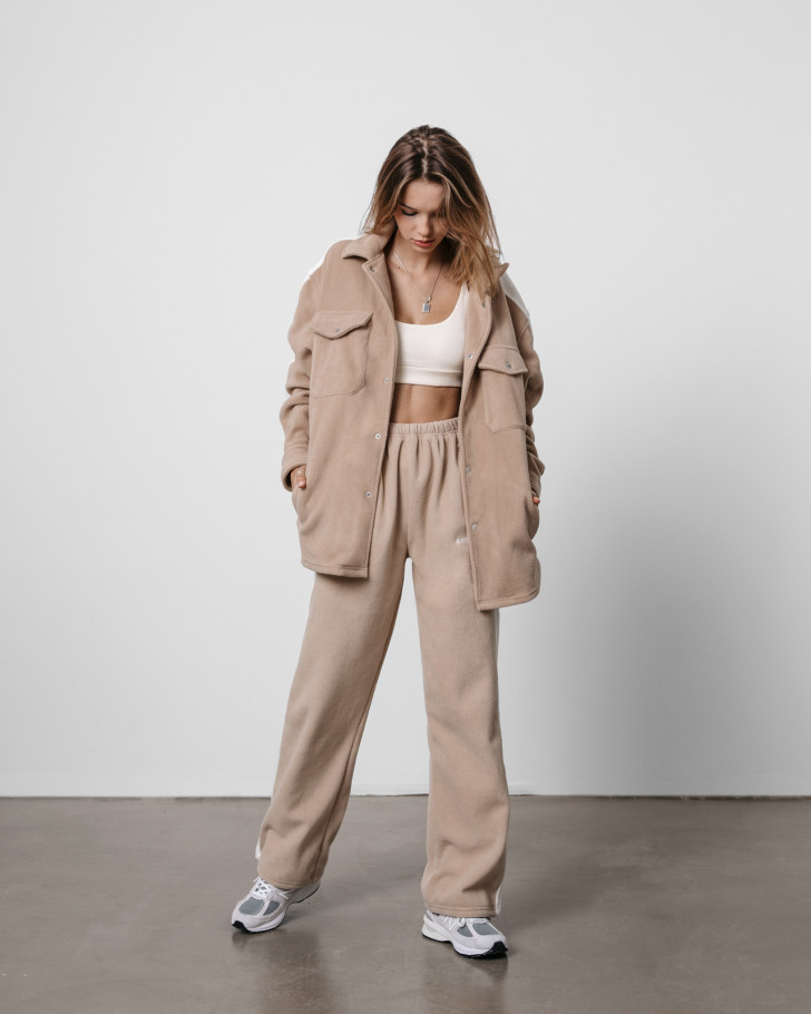 GATY PANTS BEIGE WOMEN
