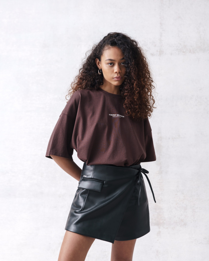 EMMA SHORTS BLACK WOMEN