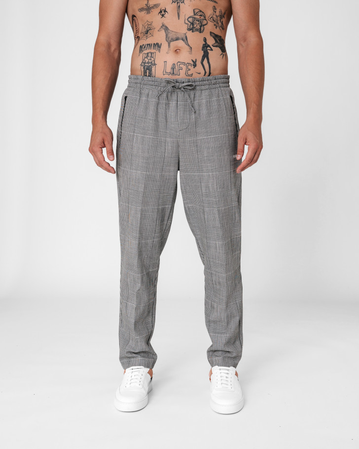 REEF SMART JOGGER GLENCHECK MEN