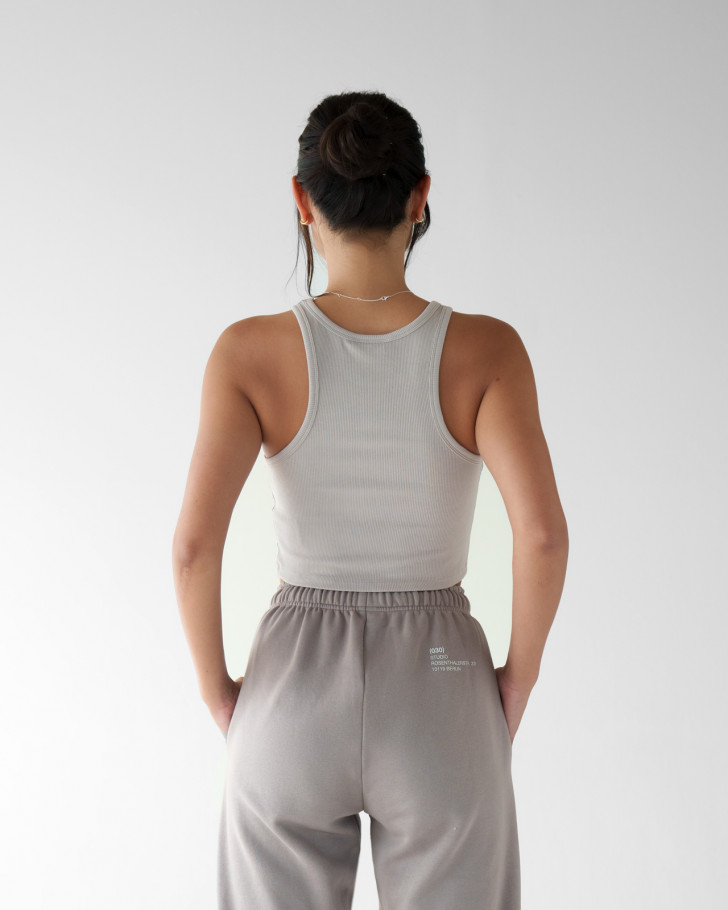 LIV TOP CLOUDY TAUPE WOMEN