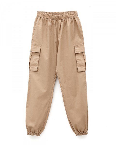 STRIVE PANTS BEIGE