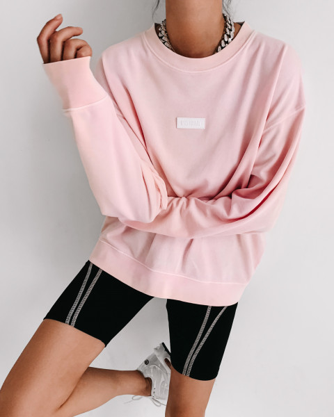 ROSE SWEATER PINK UNISEX