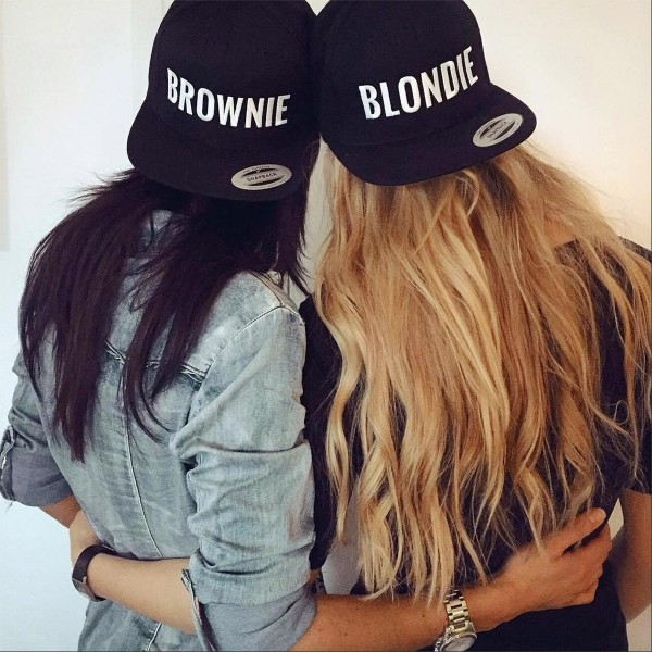 BROWNIE SNAPBACK BLACK
