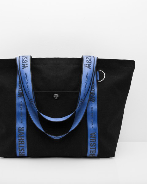 ESCAPE SHOPPER BLACK