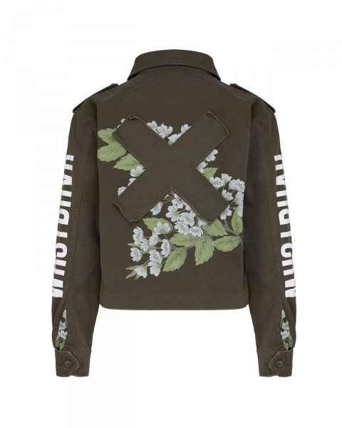 STRIKE JACKET CAMO WOMEN