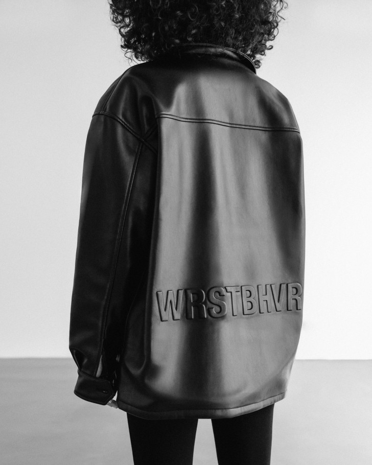 ONO OVERSHIRT BLACK