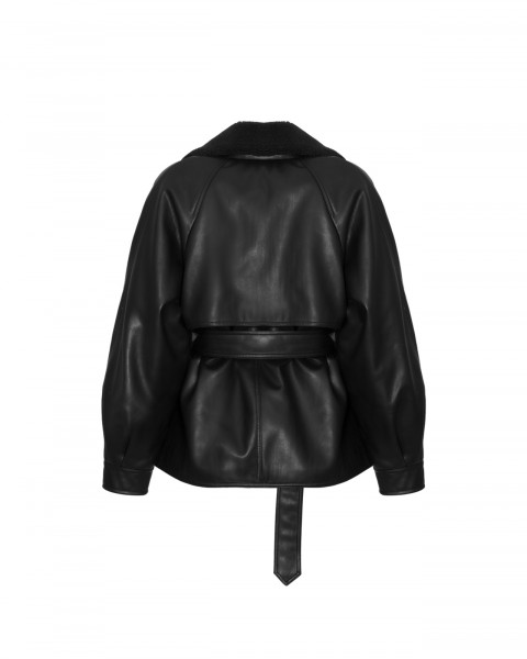 AURA JACKET BLACK