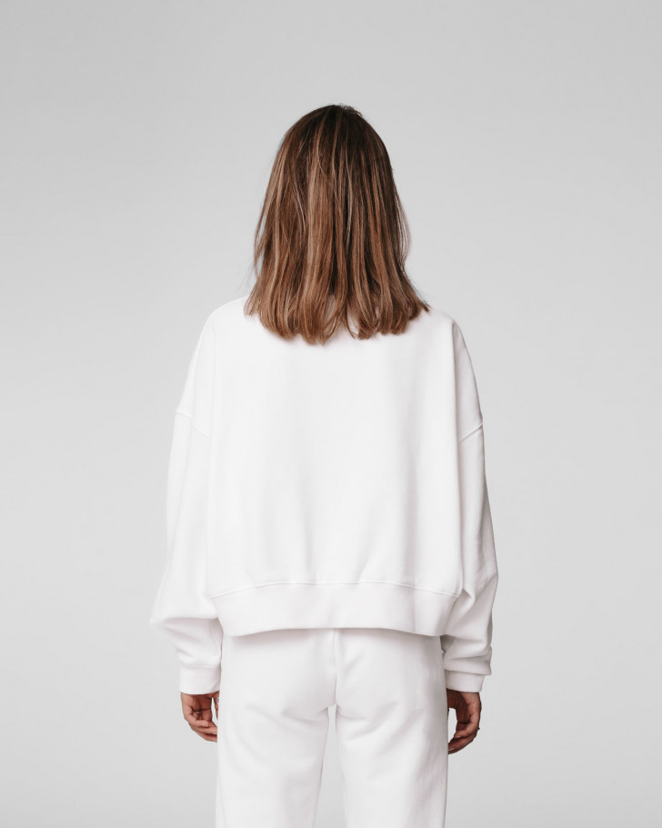 AVA SWEATER OFFWHITE WOMEN