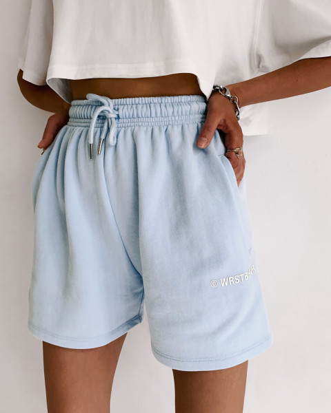 JUNE SHORTS SKY BLUE WOMEN