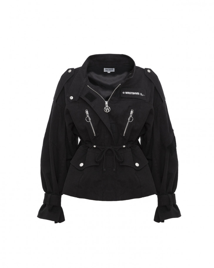 RIFLE JACKET BLACK WOMEN