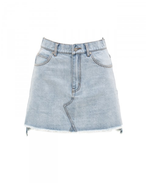 SUNNY SKIRT DENIM BLUE