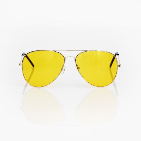 DUKE SUNGLASSES YELLOW
