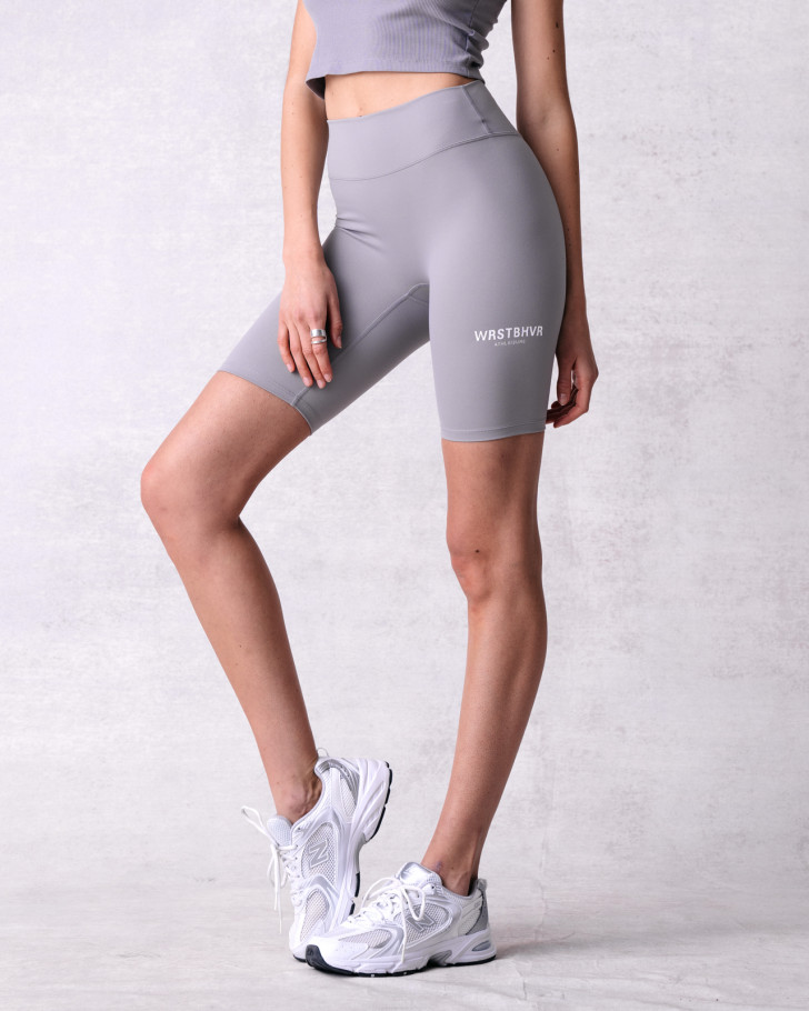 HAVEN CYCLING SHORTS LIGHT TAUPE WOMEN