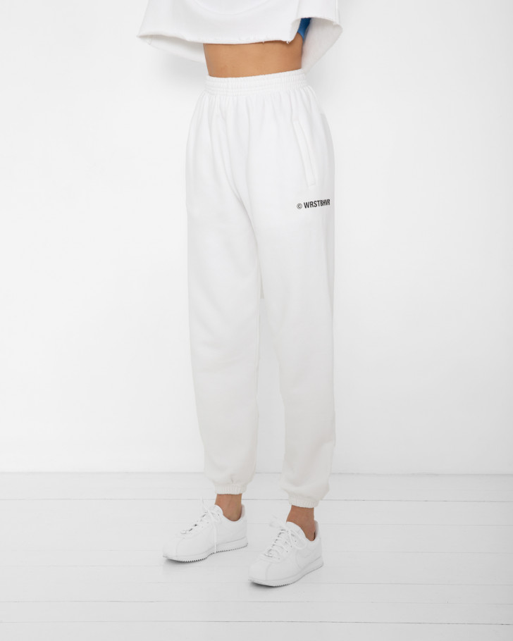 HARVEST PANTS WHITE WOMEN