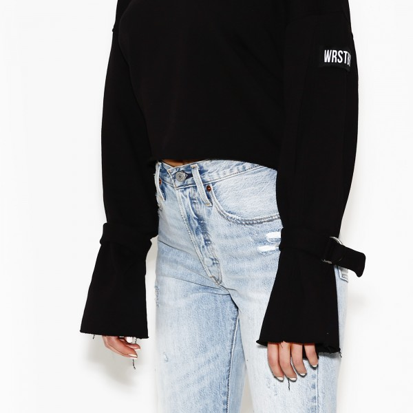 UNION SWEATER BLACK WOMEN