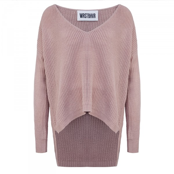 IVY SWEATER ROSE