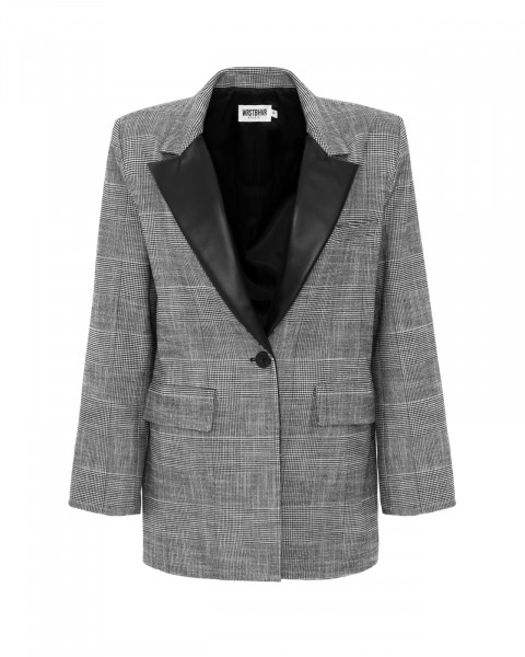 JAGGER BLAZER CHECKED