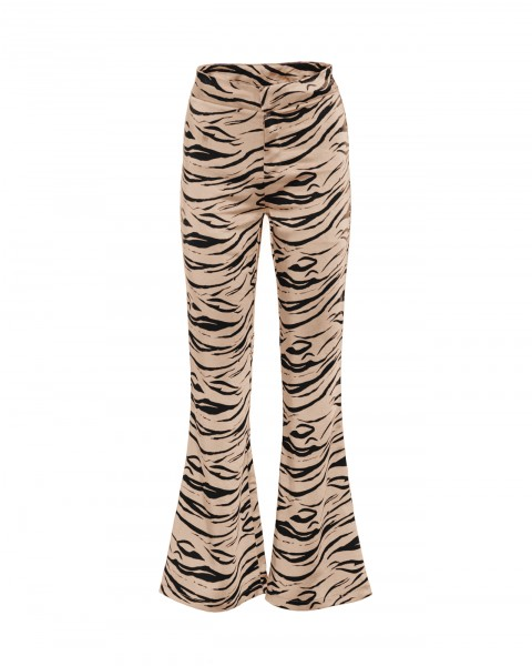 CHLOE PANTS TIGER BEIGE