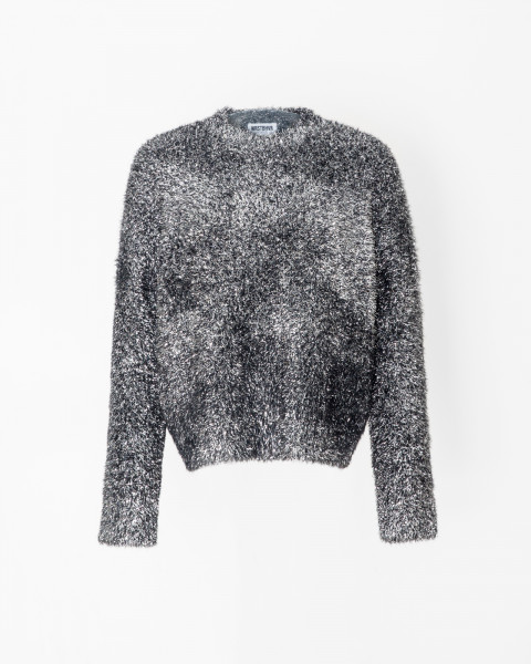 NOA LUREX SWEATER