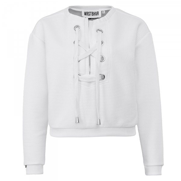 HOTLINE SWEATER OFFWHITE WOMEN