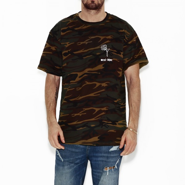 FEELINGS TEE CAMO MEN