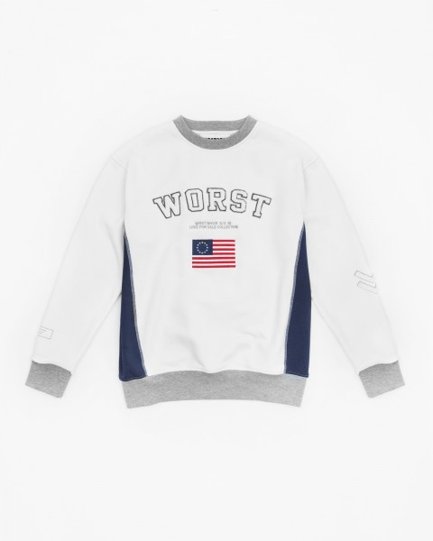 CYPRESS SWEATER WHITE WOMEN