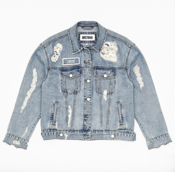 YOUTH JACKET DENIM WOMEN