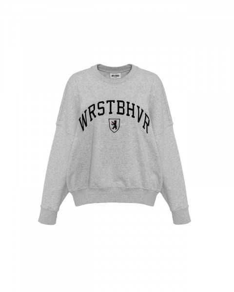 BERLIN SWEATER GREY