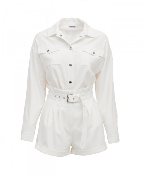 ELISA BLOUSE WHITE