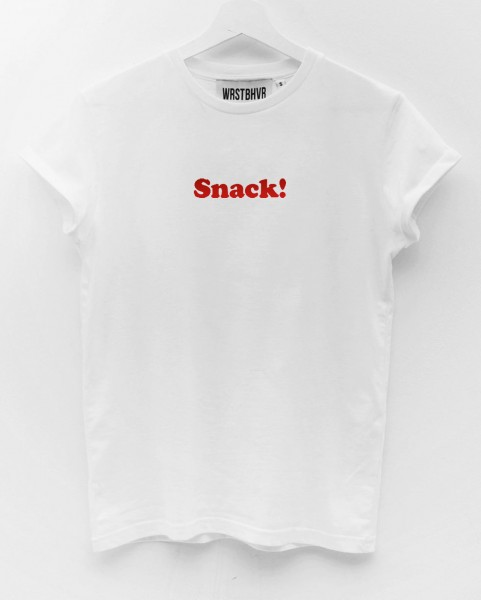 SNACK SHIRT WHITE