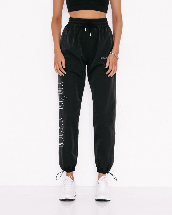 EVE PANTS BLACK WOMEN
