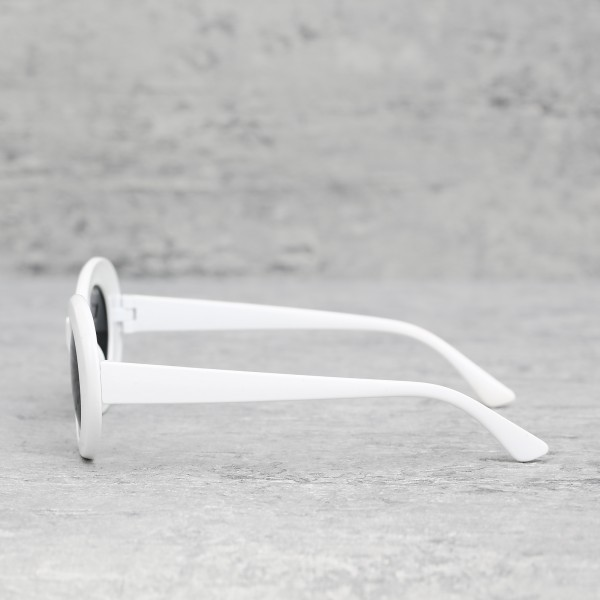 KURT SUNGLASSES WHITE