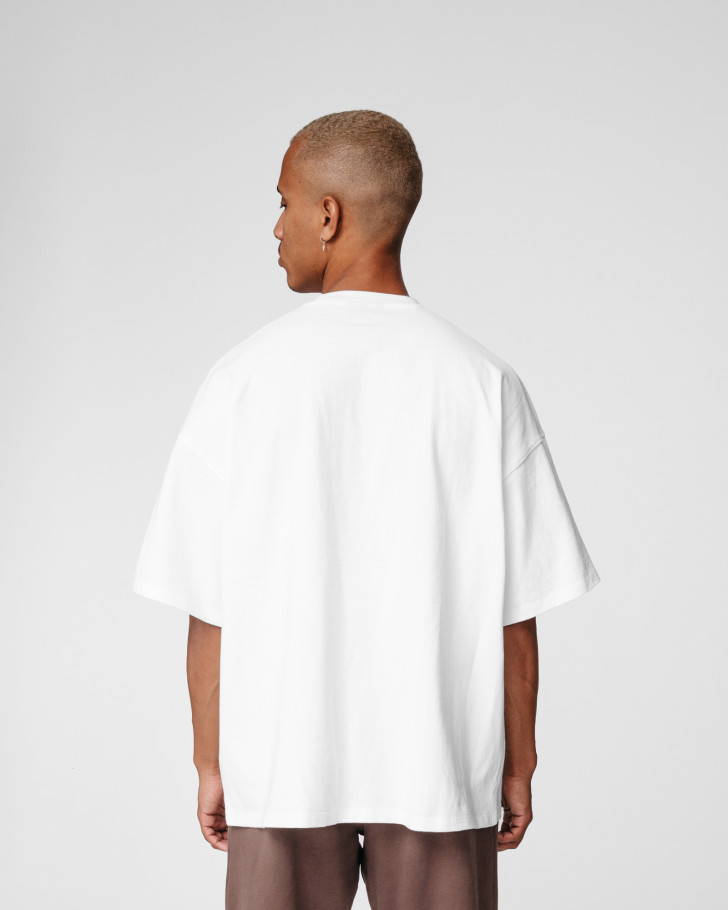CRL VOLUME T-SHIRT OFFWHITE MEN