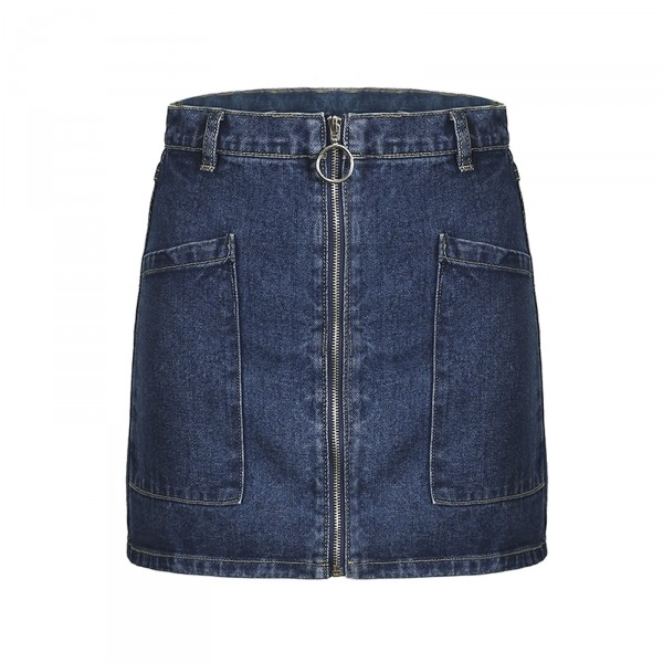 CYCLES SKIRT DENIM WOMEN