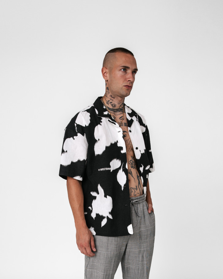 ASH RESORT SHIRT MEN