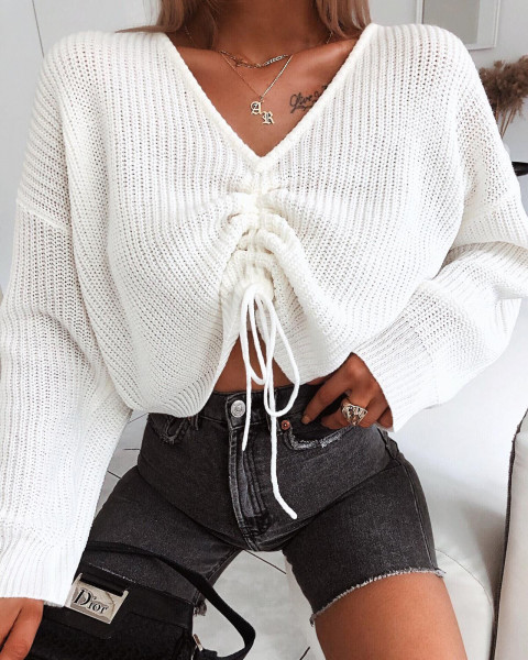 TAMMY KNIT SWEATER
