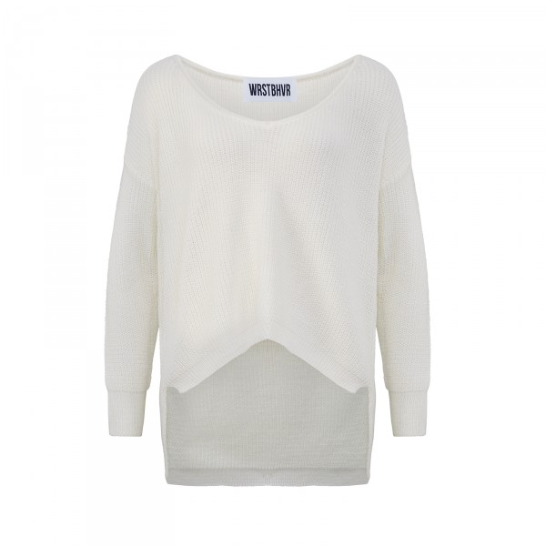 IVY SWEATER WHITE