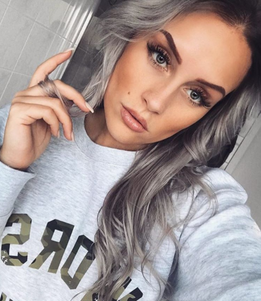 CAMO SWEATER GREY