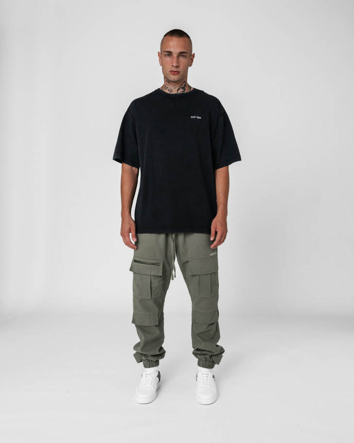 HYDRO CARGO PANTS GREEN MEN