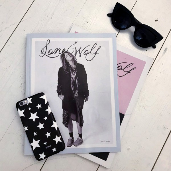 STARGIRL CASE BLACK