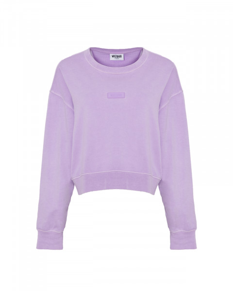 LILAC SWEATER VIOLET