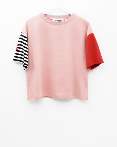 SAILOR T-SHIRT ROSE WOMEN