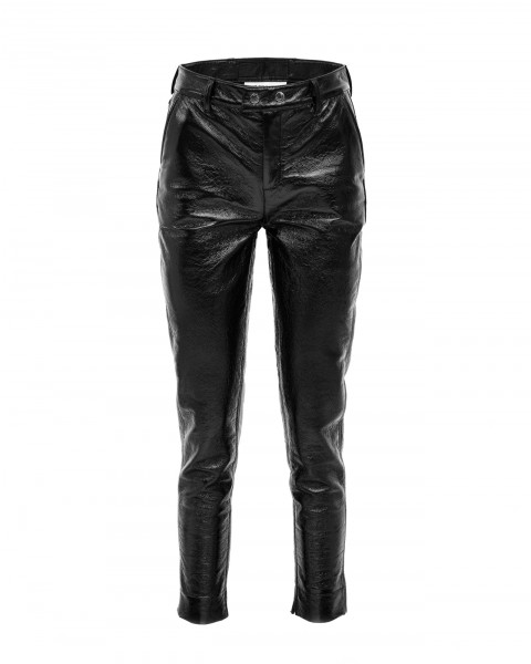 DUSTER PANTS BLACK WOMEN