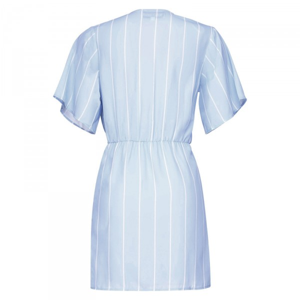 ASH DRESS LIGHT BLUE