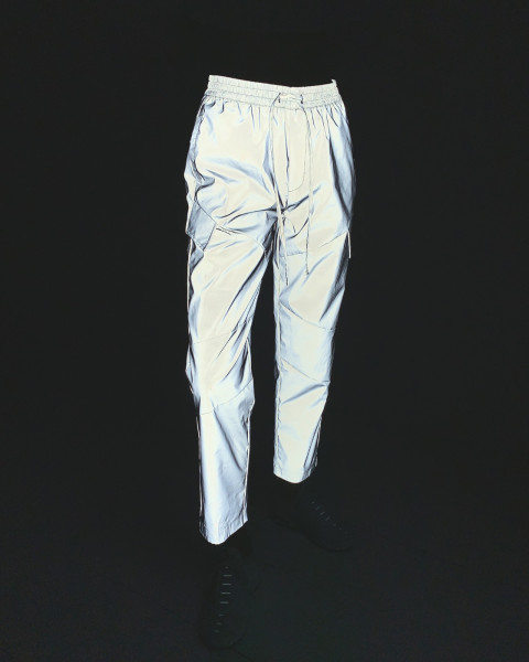 STARGAZE PANTS SILVER WOMEN