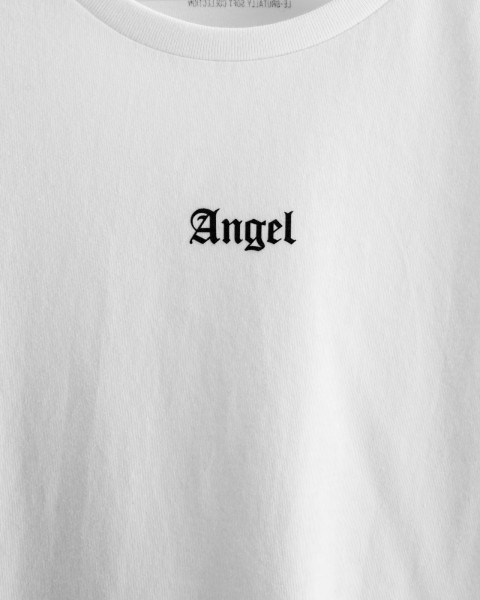 ANGEL SHIRT WHITE WOMEN