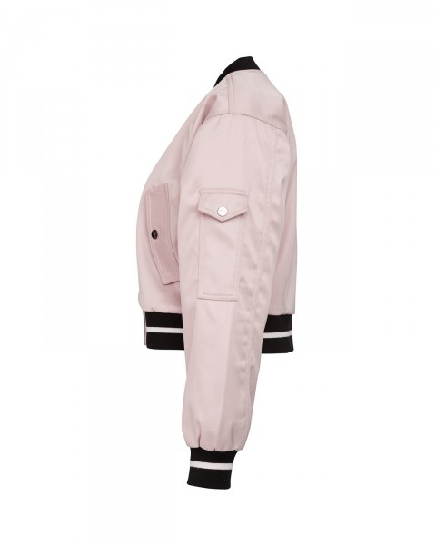 SHAY BLOUSON JACKET ROSÉ WOMEN